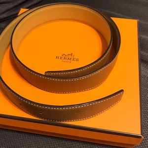 Hermès Belt Strap Reversible